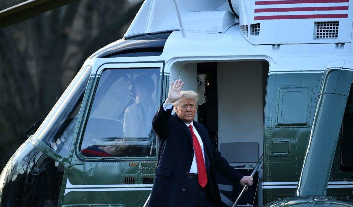Trump? Lascia oggi. Ci mancherà!